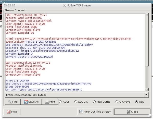 Wireshark: Following HTTP requests/responses · Mark Needham
